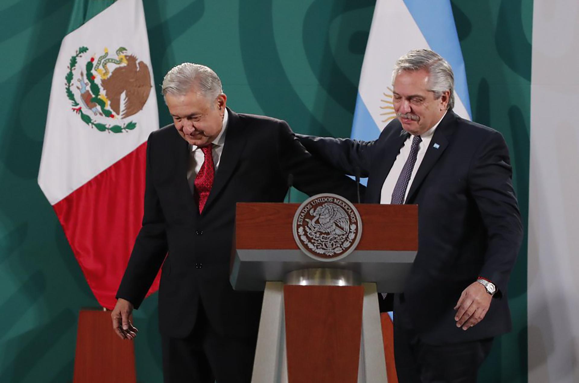 El Presidente de Argentina visitó México-image3