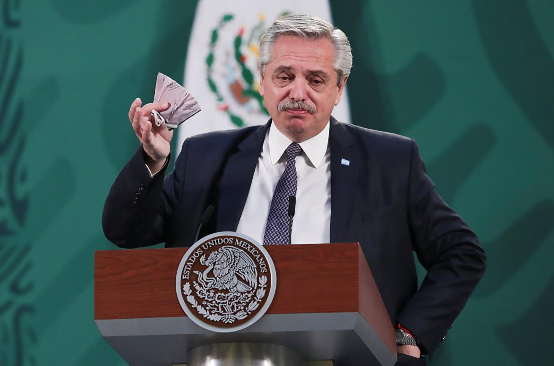 El Presidente de Argentina visitó México-image2