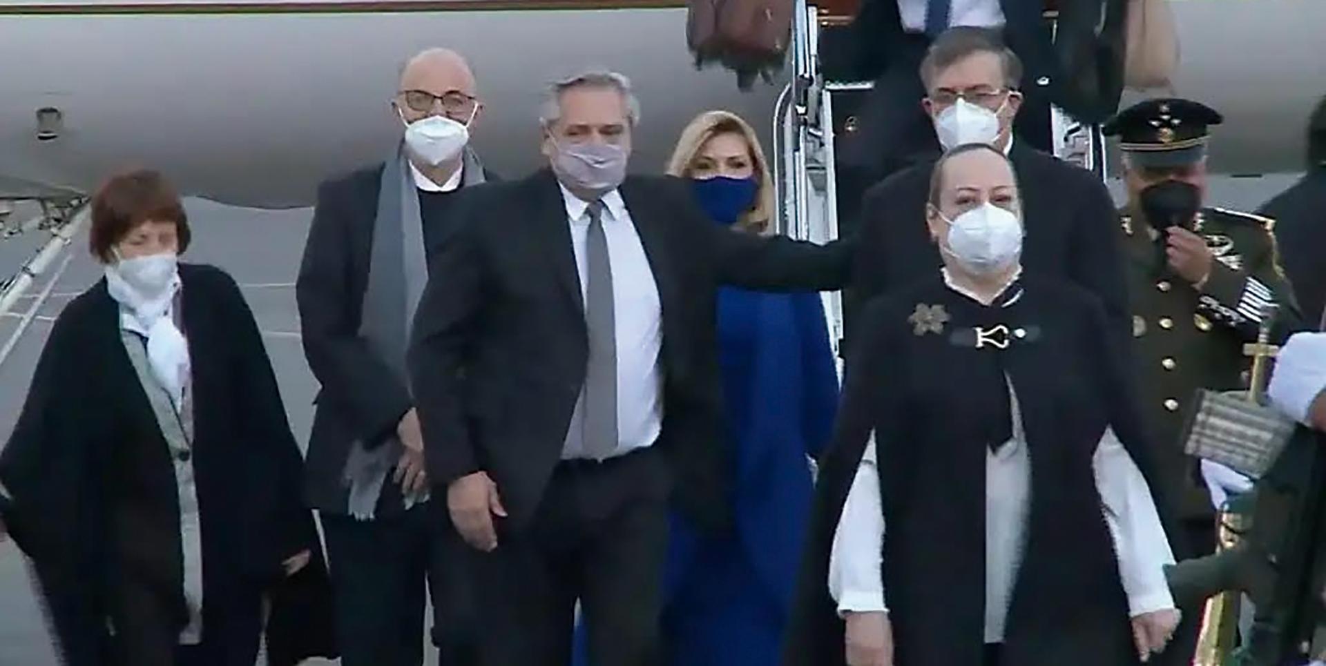 El Presidente de Argentina visitó México-image5
