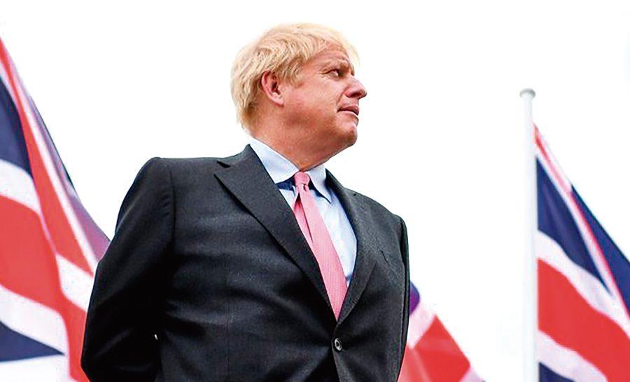 Boris Johnson anunció el deseo del Reino Unido de adherir al TIPAT